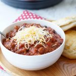 Instant Pot Classic Ground Beef Chili