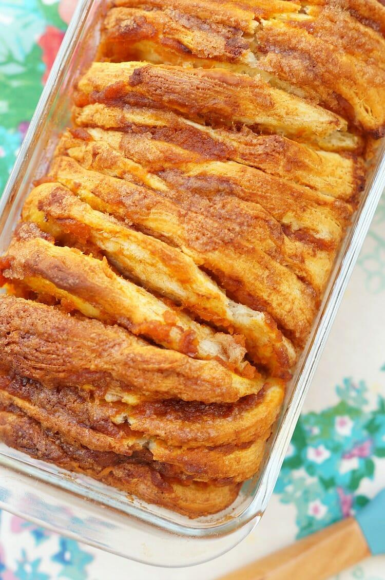 Pumpkin Pie Crumble Cake Recipe