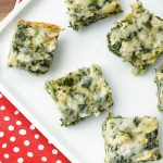 Cheesy Spinach and Artichoke Bites