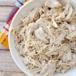 Instant Pot Shredded Chicken, an easy recipe for how to make chicken breasts in the Instant Pot