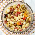Easy Antipasto Pasta Salad