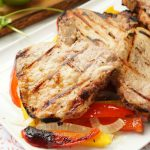 Marinated Grilled Cuban Pork Chops