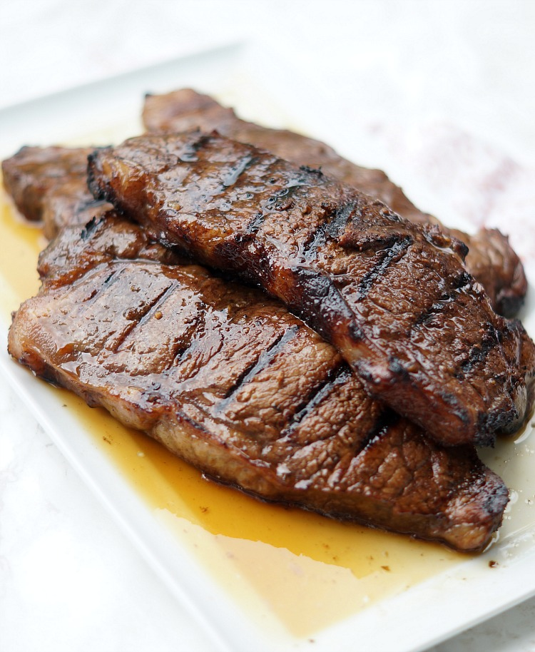 The Best Steak Marinade Recipe EVER!