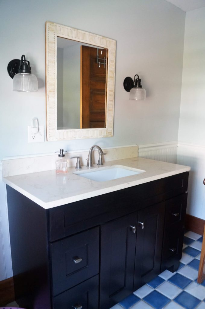 Our Main Bathroom Remodel And The Jeffrey Court Renovation Challenge Fascinating Main Bathroom Designs