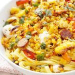 Roasted Corn Pasta