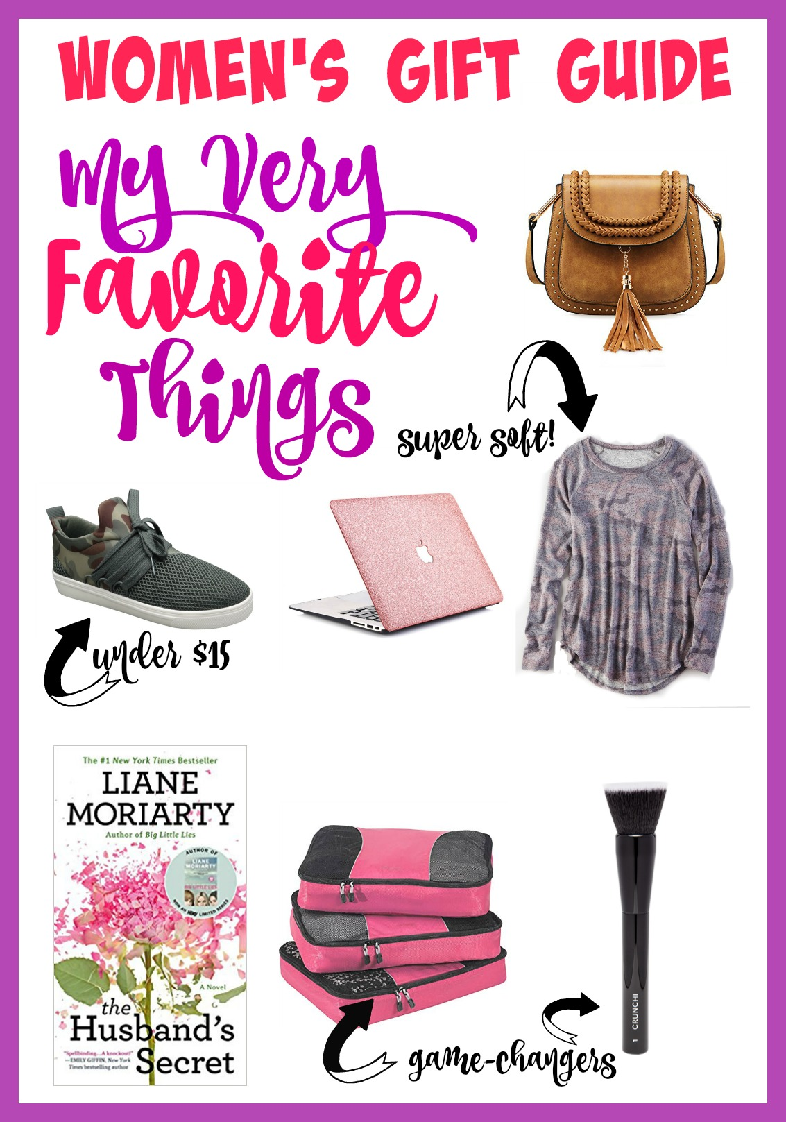 My Very Favorite Things A Gift Guide for Women