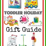 The Ultimate Toddler Holiday Gift Guide!