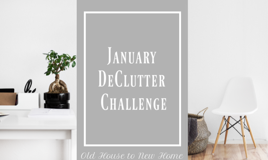 January Declutter Challenge