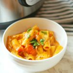 Instant Pot Creamy Chicken Rigatoni