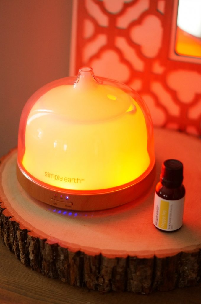 Essential Oil Diffuser with Lights