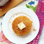 Easy Pancake Recipe with Cinnamon and Sugar