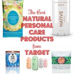 The Best All Natural Personal Care Items from Target