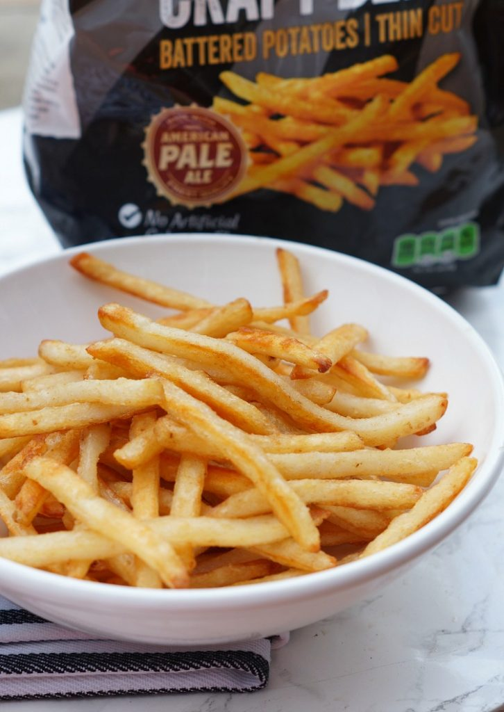 McCain Beer Battered French Fries
