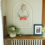 DIY Radiator Cover Shelf