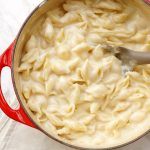 Easy Stovetop Macaroni and Cheese that tastes just like Panera!
