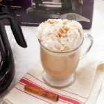 Homemade Snickerdoodle Lattes
