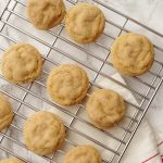 Easy and Soft Peanut Butter Cookies