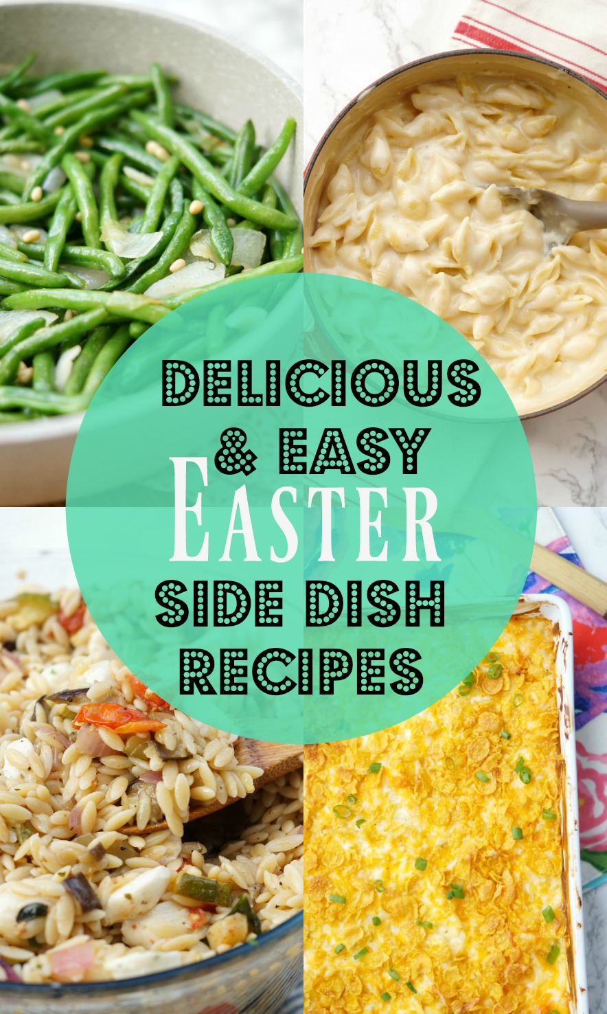 Easy and Delicious Easter Side Dish Recipes
