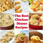 Easy Chicken Dinner Recipes