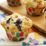 Easy Mixed Berry Muffins