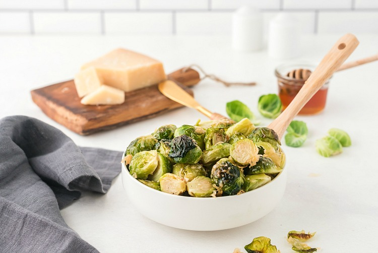 Easy Roasted Brussel Sprouts