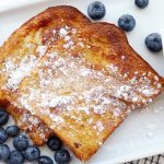 How to make french toast in the air fryer