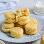 Vanilla Sandwich Cookie