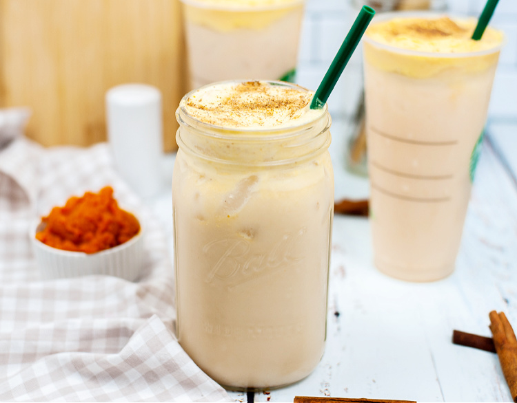 Homemade Starbucks Iced Chai Recipe