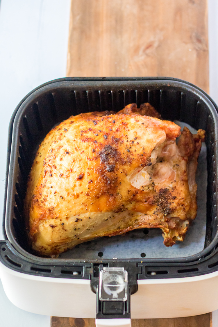 Easy Air Fryer Turkey Recipe